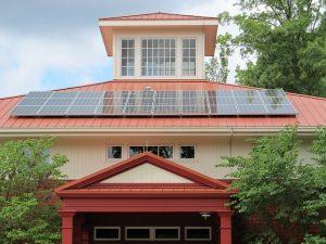 Photovoltaik-Geldanlage